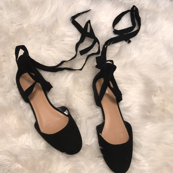 Final Price Suede Round Toe Lace